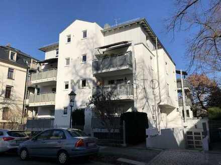 Ihr neues Zuhause über den Dächern von Striesen - 3 Zimmer, Balkon, Tiefgarage