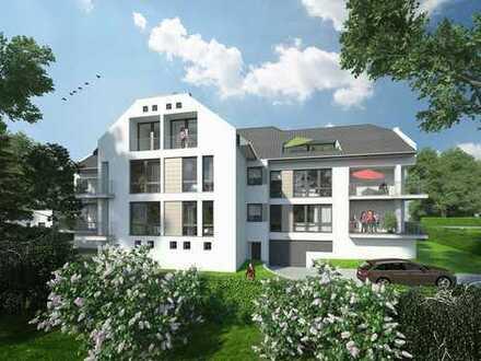 Neubau-Wohnung in bester Lage