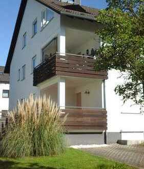 TOP-Lage (Steinberg) 4-Zi-EG Wohnung incl. EBK, Pkw-Stellpl. und Garten !