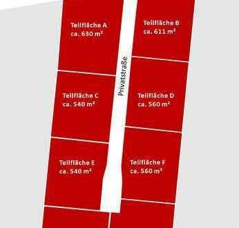 Kleines Baufeld in Brieselang! Traumhaftes Grundstück, sichern Sie sich jetzt Ihren Bauplatz!