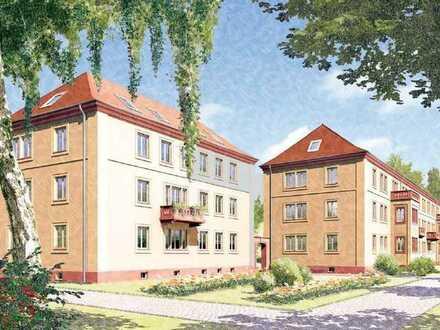 Im Norden Leipzigs südlich der Messe ... Wohnklassiker in grüner Lage