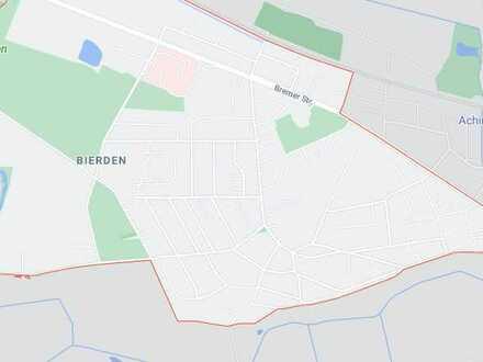 Baugrundstück mit Altbestand in Achim-Bierden