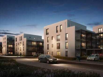 Exklusive, neuwertige 3-Zimmer-Wohnung mit Balkon und EBK in Nidderau