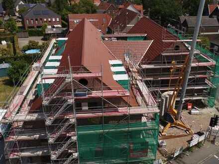 Neues Wohn- und Geschäftshaus im Ortskern von Seppenrade: Gehobene Eigentumswohnung zu verkaufen!