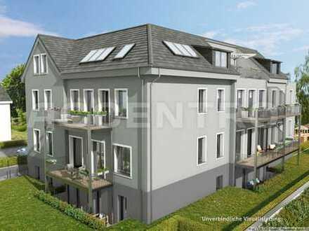 Erstbezug nach Umbau – 2-Zimmerwohnung mit Balkon