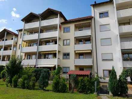 Sehr schöne 3,5 Zimmer Wohnung mit sonnigem Süd-Balkon