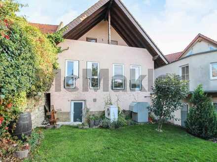 Familientraum nahe Mainz: Charmantes, gepflegtes Einfamilienhaus - vielseitig nutzbar