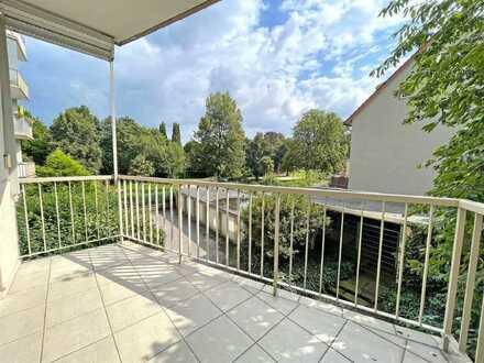 Reserviert: Top gepflegt & citynah: 3-Zimmer-Eigentumswohnung mit einer Garage in Hamm-Mitte