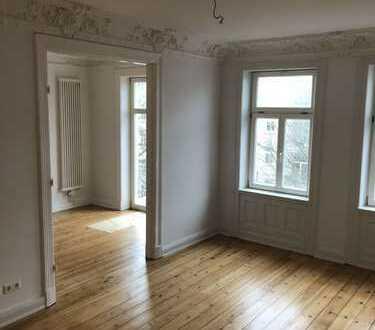 frisch sanierte Wohnung im Herzen von Eppendorf