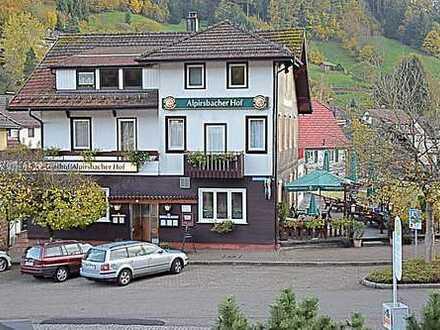 Gaststätte mit Wohnung im Grünen - Kaufpreis gegen Gebot
