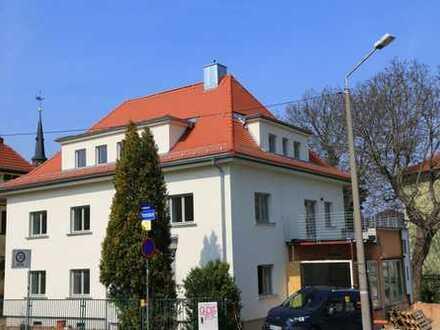 Dresden-Plauen- exklusive 4-Zimmer-Wohnung mit 2 Balkonen im Dachgeschoss in bester Lage