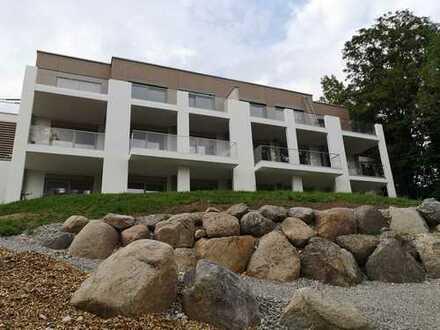 Schöne, geräumige drei Zimmer Penthaus Wohnung in Dillingen a d Donau