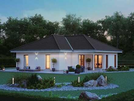Das ist Ihre Gelegenheit - Traumhaus im Baugebiet Jahnishausen