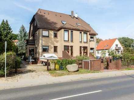 HOMESK - Mehrfamilienhaus in Potsdam-Eiche mit 5 Wohneinheiten und Stellplätze