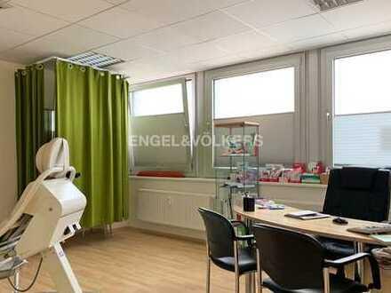 Ideale Praxisfläche im Gesundheitszentrum