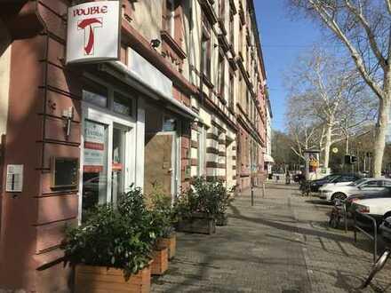 Nähe Günthersburgpark * Komplett modern eingerichtetes Restaurant in guter Lage