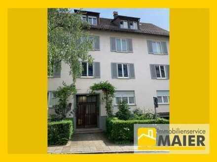 Mittendrin statt nur dabei - 2 Zimmer Wohnung mit Garage im beliebten Stuttgarter Westen!