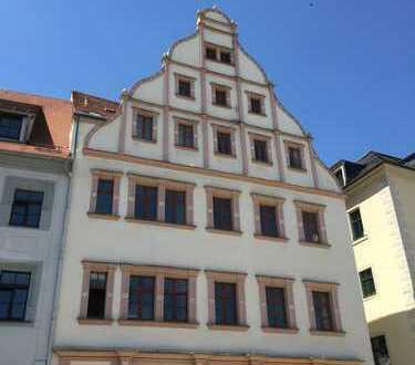 1A-Lage + direkt am Obermarkt in Freiberg + Ladengeschäft mit großen Schaufenstern zu vermieten
