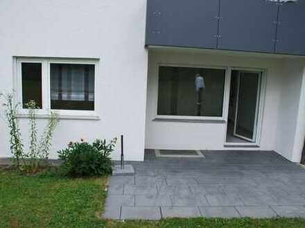 gepflegte 2 Zimmerwohnung mit Terrasse und Keller