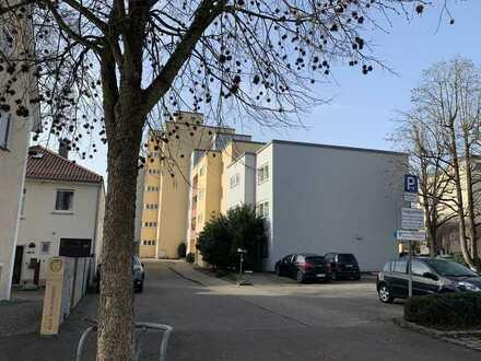 Exklusive, gepflegte 1-Zimmer-Wohnung im Zentrum Göppingen, Nähe Neue Mitte