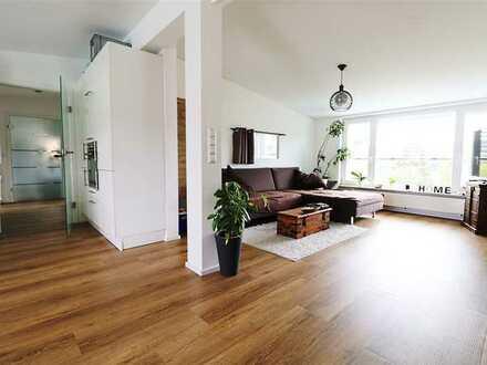 F&D | Gehobene 3-Zimmer-Wohnung mit wunderschöner Balkonterrasse