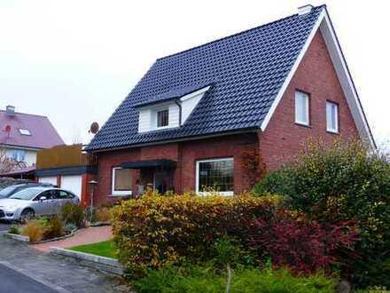 Modernisierte 2-Zimmer-Maisonette-Wohnung mit Dachterrasse in Ostenfelde