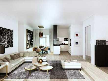 Schöne, grosszügige Wohnung mit Gartenanteil und Aussenstellplatz