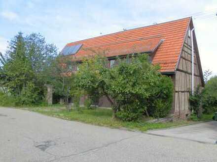 Handwerkerhaus - Sanierungsbedürftiges 2 Familien Haus in Dobel