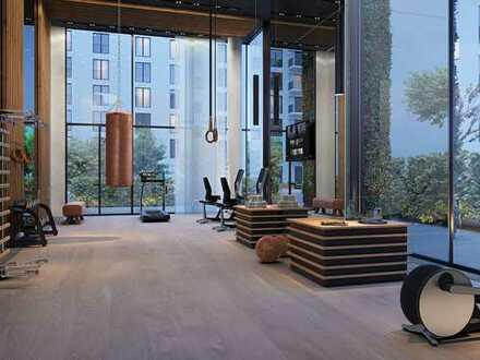 Kapitalanleger ausgepasst! Cityapartment mit Einbauküche und Balkon im internationalen Finanzzentrum