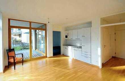 60qm - 2-Zimmer EG Wohnung in der ServiceResidenz Schloss Bensberg