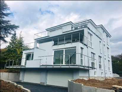 Erstbezug: attraktive 3,5-Zimmer-Penthouse-Wohnung mit Balkon in Kassel