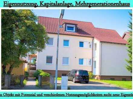 *Mehrgenerationenhaus oder Kapitalanlage in sehr guter Lage*