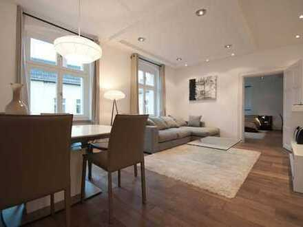 Exklusiv sanierte Altbauwohnung im Herzen von Berlin- Mitte