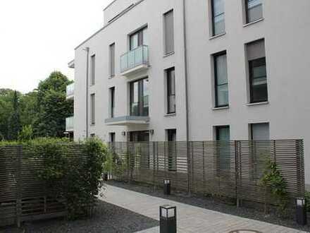 Barrierefreie Neubauwohnung mit Lift in Blankenese