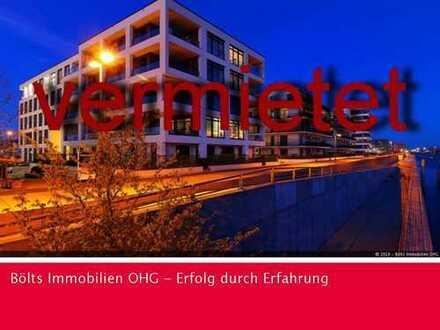 Wohnen in der Überseestadt ! Erstklassige Neubau-Wohnung mit hochwertiger Ausstattung