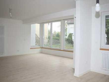 KL-Nord - attraktive 3 Zimmerwohnung; 2 Bäder; Terrasse und kleines Grundstück im Wohnhauscharakter