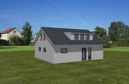 Mannheim-Waldhof freistehendes Einfamilienhaus Neubau in bester Lage mit Grundstück