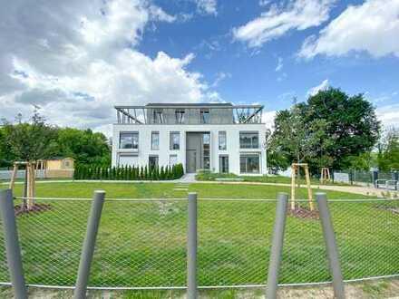 Campus Jungfernsee: Eigentumswohnung in erster Reihe am Seeufer