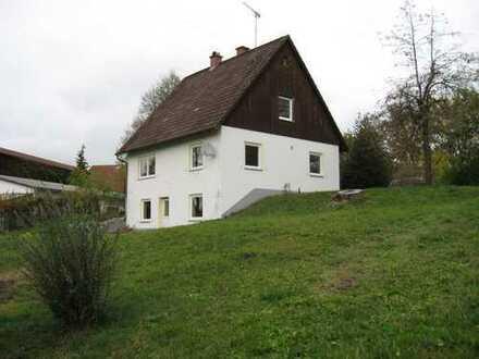 Schönes Haus mit sechs Zimmern im idyllischen Ort Vilgertshofen im Landkreis Landsberg am Lech
