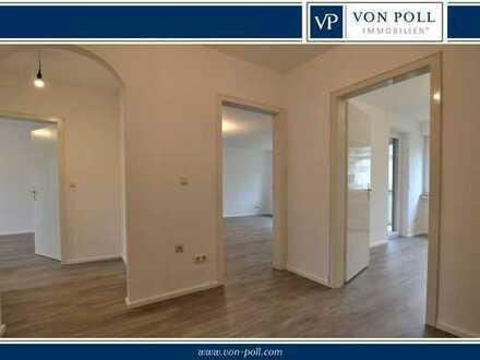 Lichtdurchflutete, renovierte 3-Zimmer-Wohnung - mit Balkon in beliebter Gonsenheimer Lage