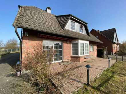 Einfamilienhaus in Feldrandlage, mit Werkstatthalle und Gästehaus in Ehra! Mein Haus - mein Makler!