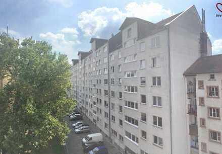 Sanierte, helle 3-Zimmer-Wohnung | Ludwigstraße | ca. 82 qm²