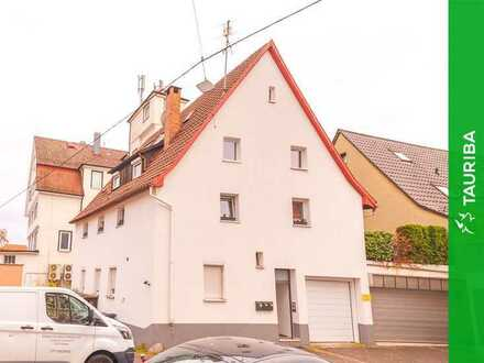 +++Kapitalanlage: Mehrfamilienhaus in Stuttgart mit 5,1 % Rendite!+++