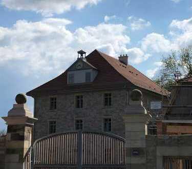 2-Zimmer Neubau-Wohnung auf Landgut - ideal für Pferde- und Naturliebhaber