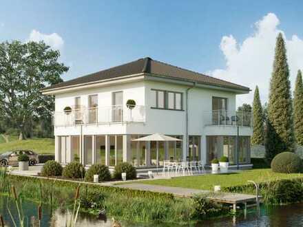 Freistehender Neubau mit großem Gartengrundstück in Bockenheim an der Weinstraße