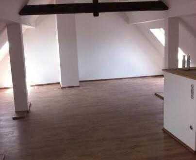 Arbeiten und Wohnen unter einem Dach, sehr schöne Maisonett-Wohnung, 130 m², 4 Zimmer