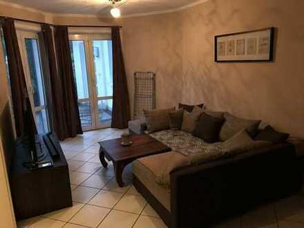 Schöne 2-Zimmer-Wohnung mit Terasse in Geiselbach