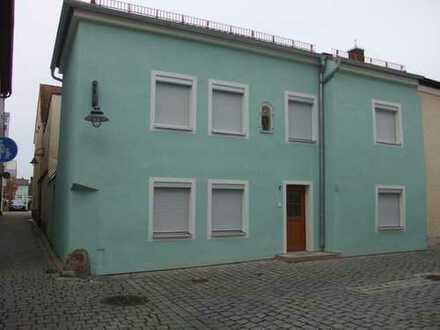 Altstadthaus in zentraler Lage in Schwandorf