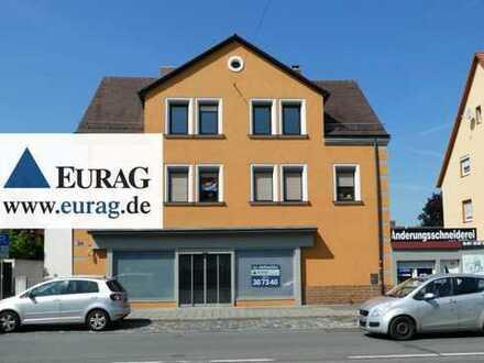 N-Eibach: Wohn- und Geschäftshaus, Gewerbe + 3 Wohnungen