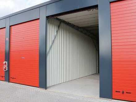 maxi-garagen Darmstadt Lagerraum Großgaragen, flexibel von 24 qm bis 560 qm